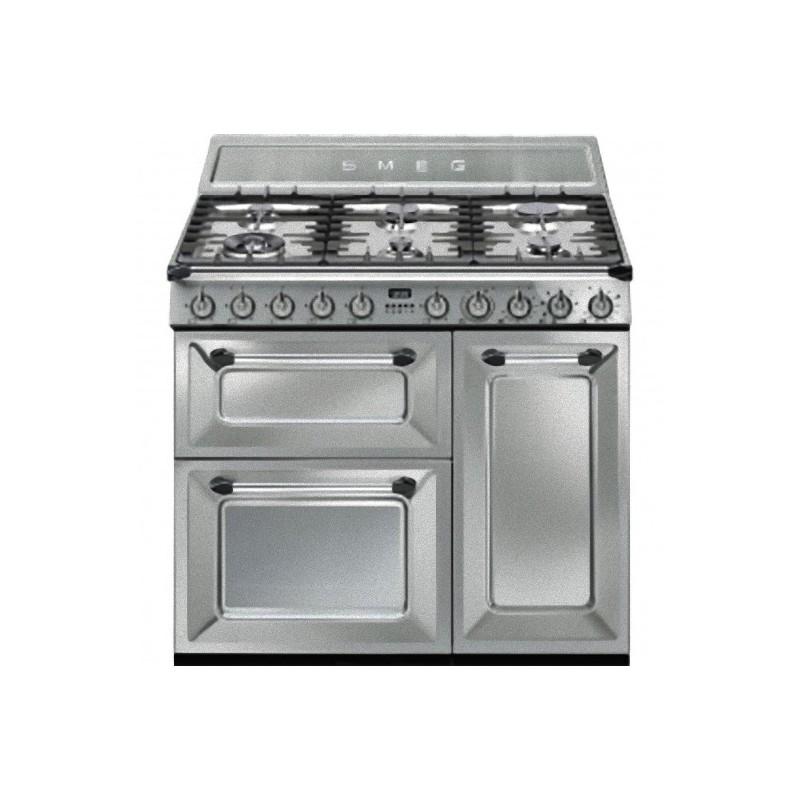Smeg tr93x cucina victoria acciaio inox 90x60 cucine - Smeg cappe cucina ...