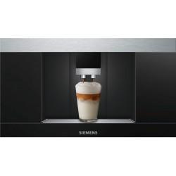 siemens Macchina del caffè automatica Lacca nero CT636LES1