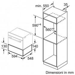 siemens iQ700 Scaldavivande BI630CNS1