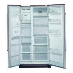 bosch kad90vi30 Frigo-congelatore Side by Side Inox door ...