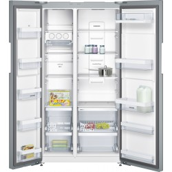 siemens ka92nvi25 Frigo-congelatore Side by Side inoxLook
