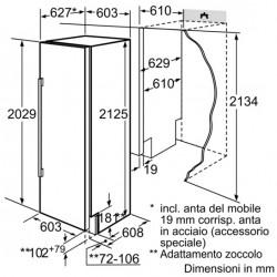 siemens Frigorifero monoporta da incasso,CI24RP01