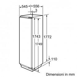 siemens Frigorifero monoporta porta con cerniera piatta,KI40FP60