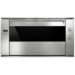 smeg SF9310XR Convection oven, 90 cm, stainless steel