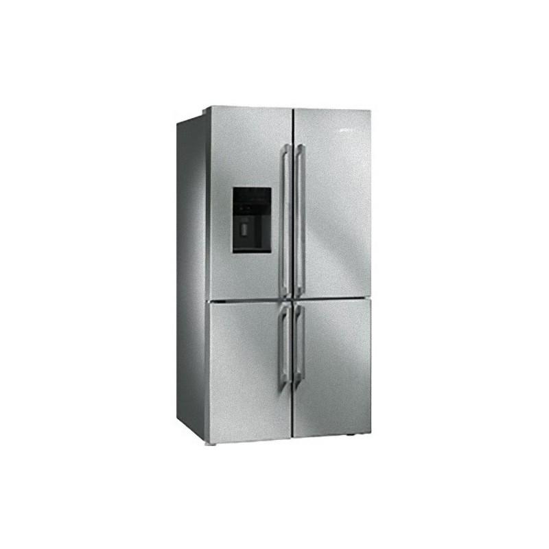 smeg fq75xped refrigerator side by side four door. Black Bedroom Furniture Sets. Home Design Ideas