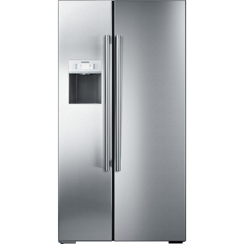 siemens ka62dp91 iq700 frigo congelatore side by sidefull inox. Black Bedroom Furniture Sets. Home Design Ideas