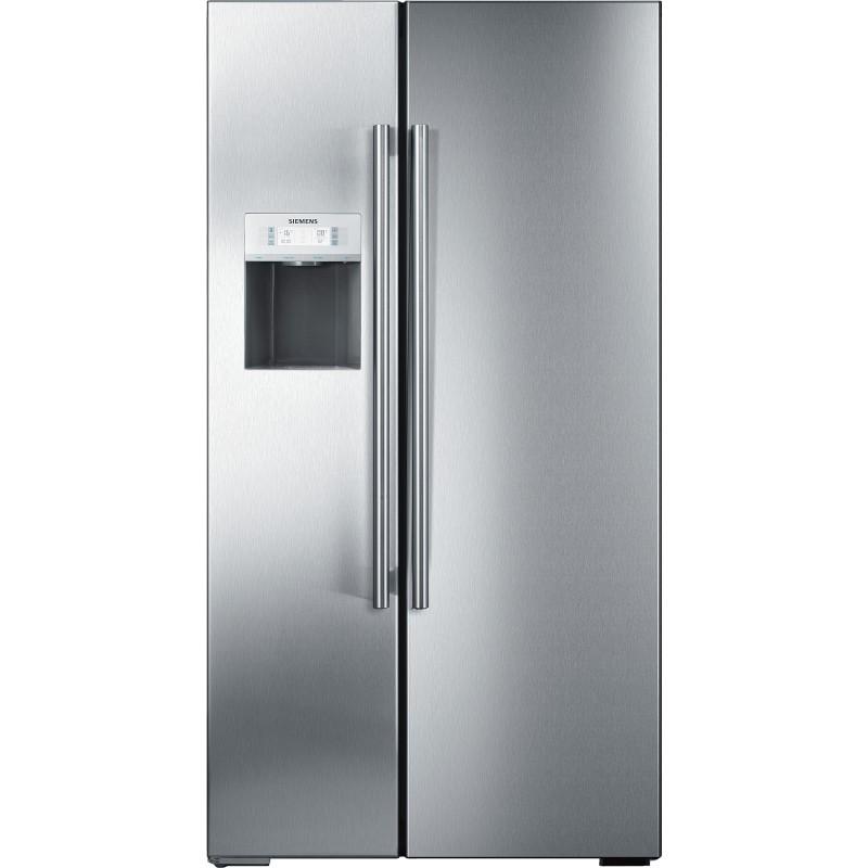 siemens ka62dp91 iq700 frigo congelatore side by sidefull inox. Black Bedroom Furniture Sets. Home Design Ideas