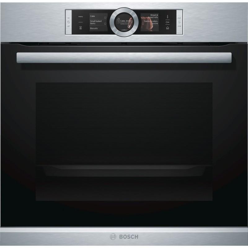 Bosch HRG6769S1 forno incasso con impulso di vapore