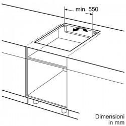 neff Piano a induzione, 60 cm T53D53N2