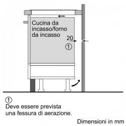 neff t46bd53n0 piano cottura induzione vetroceramica