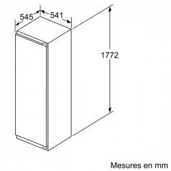 NEFF KI1812SF0 frigorifero