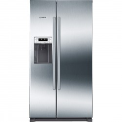kad90vi30 Frigo-congelatore Side by Side Inox door