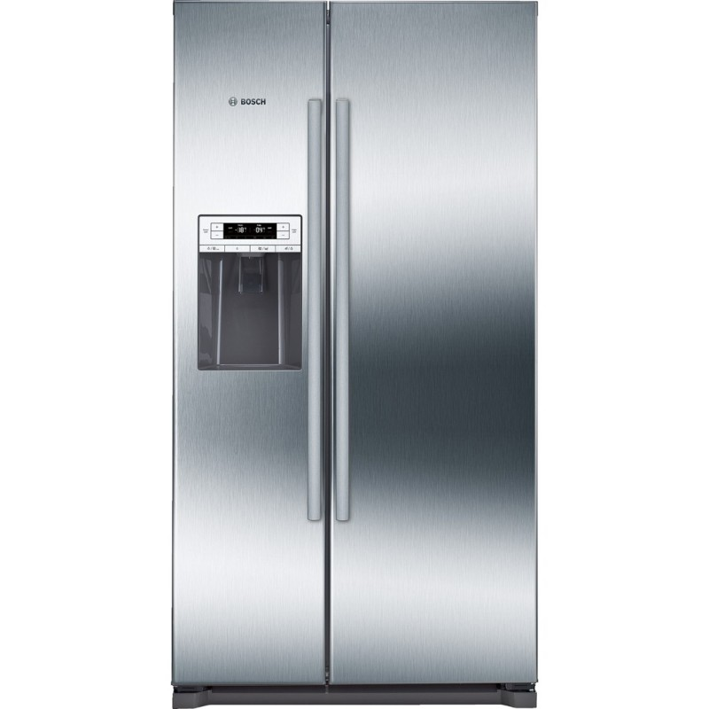 kan58a75 Frigo-congelatore Side by Side Inox door - Dueg Store