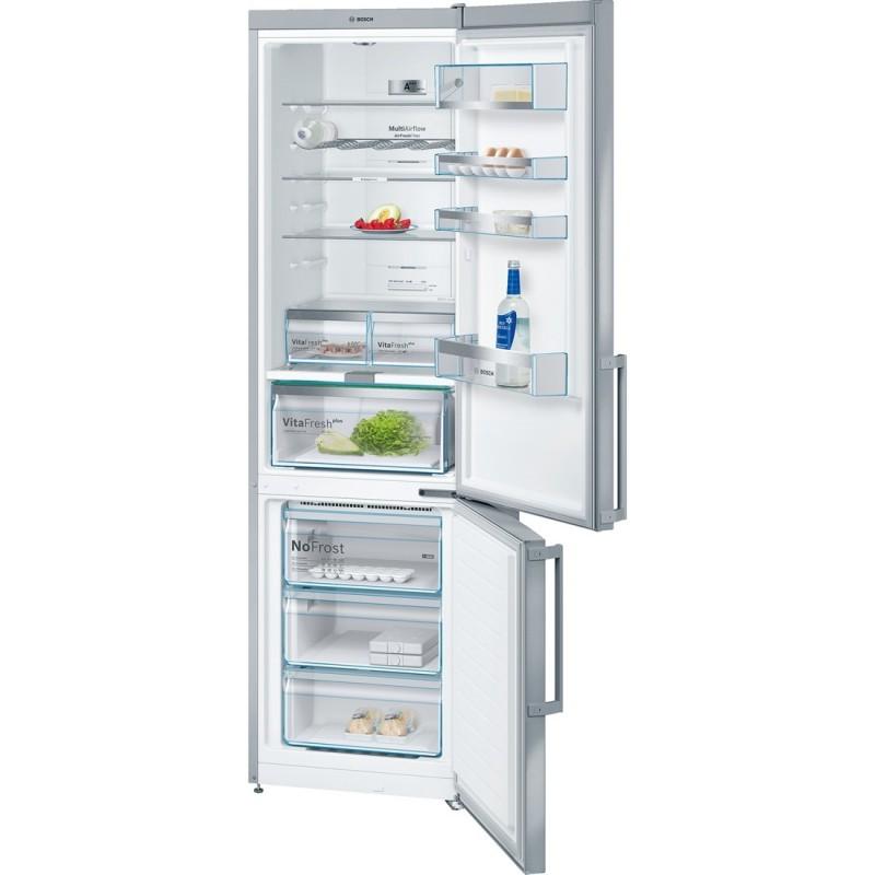 bosch kgn39ai45 Frigo-congelatore da libero posizionamento Inox door