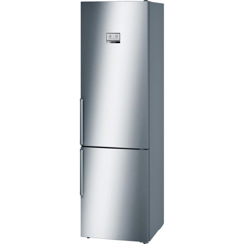 kgn39xi35 frigo congelatore da libero posizionamento inox. Black Bedroom Furniture Sets. Home Design Ideas