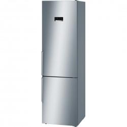 kgn39xl32 Frigo-congelatore da libero posizionamento Inox look