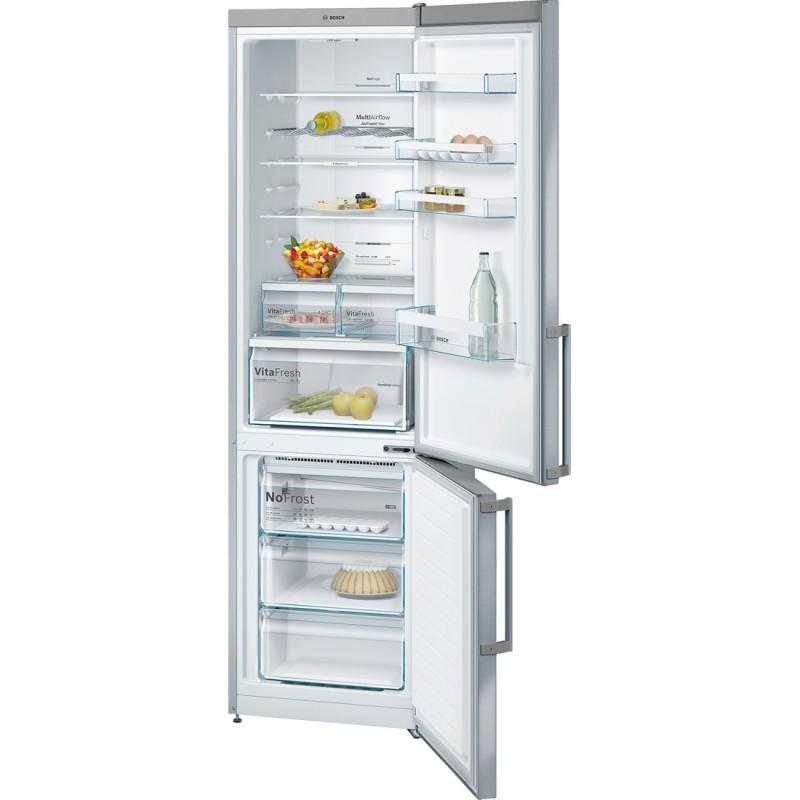 bosch kgn39xl35 frigo congelatore da libero posizionamento. Black Bedroom Furniture Sets. Home Design Ideas