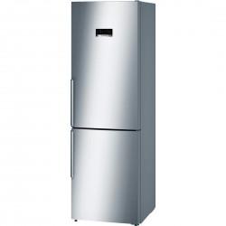 kgn36xl32 Frigo-congelatore da libero posizionamento Inox look