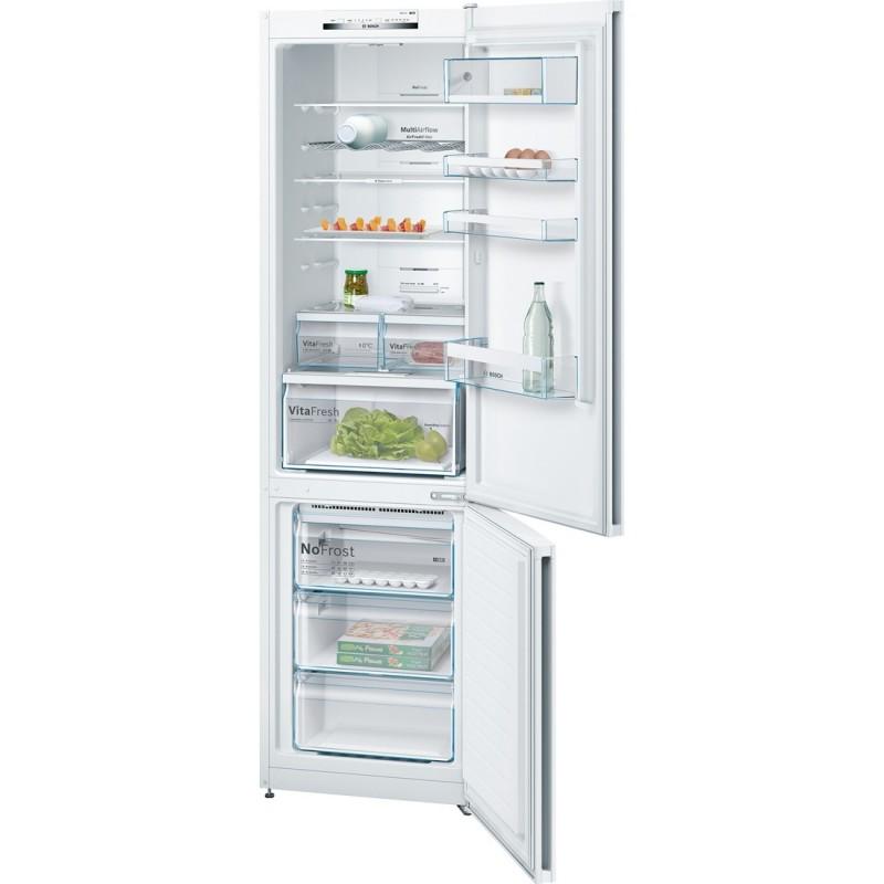bosch kgn39kw35 Frigo-congelatore da libero posizionamento Bianco