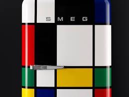 Smeg Kühlschrank Black Velvet : Smeg fab fab rdmc multicolor dueg store