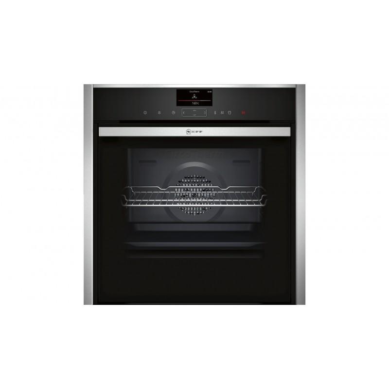 neff b57vs22n0 forno pirolitico con aggiunta vapore slide&hide