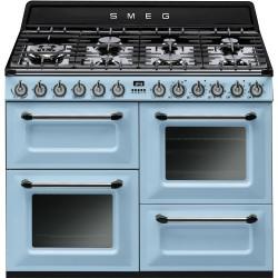 smeg Cucina Victoria, azzurra, 110x60  TR4110AZ