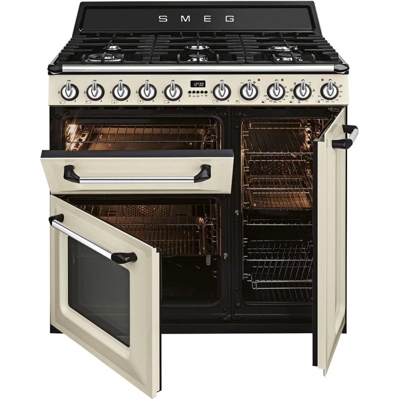 Cucine A Gas Con Forno Elettrico Smeg. Perfect Forno Ariston Fm R Ix ...
