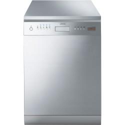 smeg lp364xs lavastoviglie semiprofessionale full inox