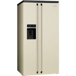 smeg sbs963p Side-by-side refrigerator / freezer