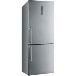 smeg fc40pxne3 Kühlschrank mit Gefrierfach, 70 cm