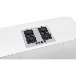 bosch PPP6A2B20  PIANO INC 60 CM CRISTALLO GAS, bianco