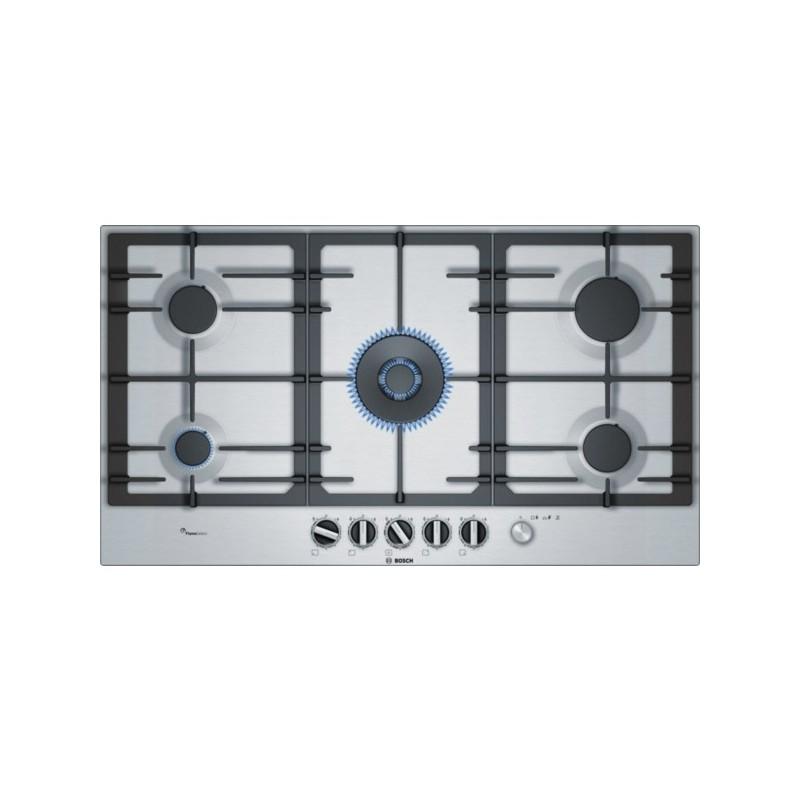 bosch PCR9A5M90 Piano cottura inox - Gas - Dueg Store - Vendita a ...