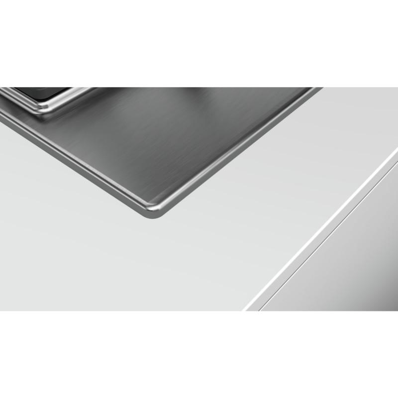 bosch PCH6A5B90R 60 centimetri Piano cottura a gas, acciaio inox ...