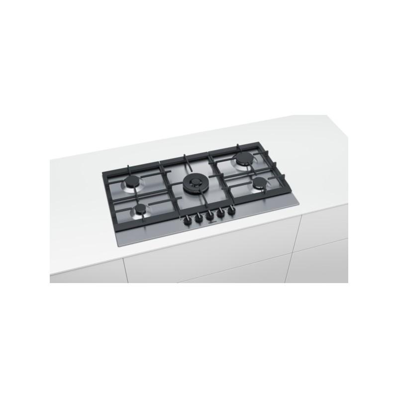 siemens EC9A5RB90 Piano cottura a gas di 90 cm - Piani Cottura ...