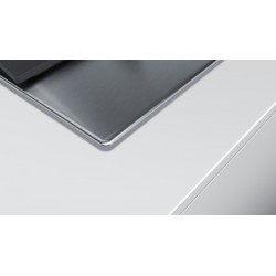 siemens EC845SB90E Piano gas 5 fuochi 75cm griglie in ghisa acciaio inox