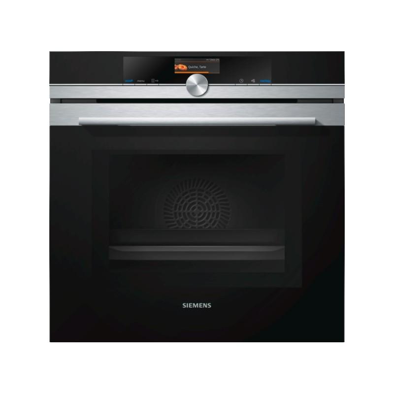 Siemens iq700 forno da incasso acciaio hm636gns1 - Forno da incasso aeg ...