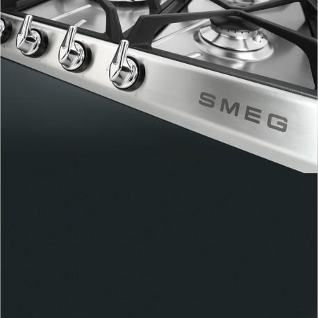 smeg sr975xgh plaque de cuisson 70 cm en acier. Black Bedroom Furniture Sets. Home Design Ideas