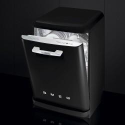 smeg LVFABBL Tenez lave-vaisselle, 50 'de style rétro