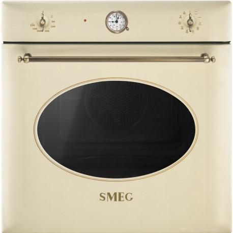 smeg sf855p Convection oven, 60 cm, cream