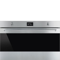 smeg SF9390X1 Convection oven, 90 cm, stainless