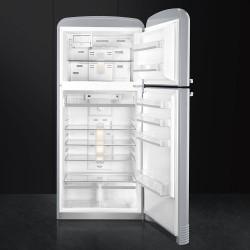 smeg FAB50X Deux porte-50s réfrigérateur charnière droite