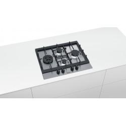 siemens EC6A5IB90 Piano a gas in acciaio 60cm. - wok acciaio inox