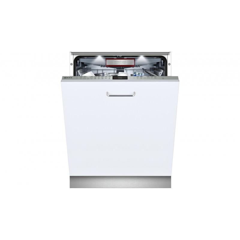 neff S517T80X5E lavastoviglie 3°cesto maxi space plus zeolite
