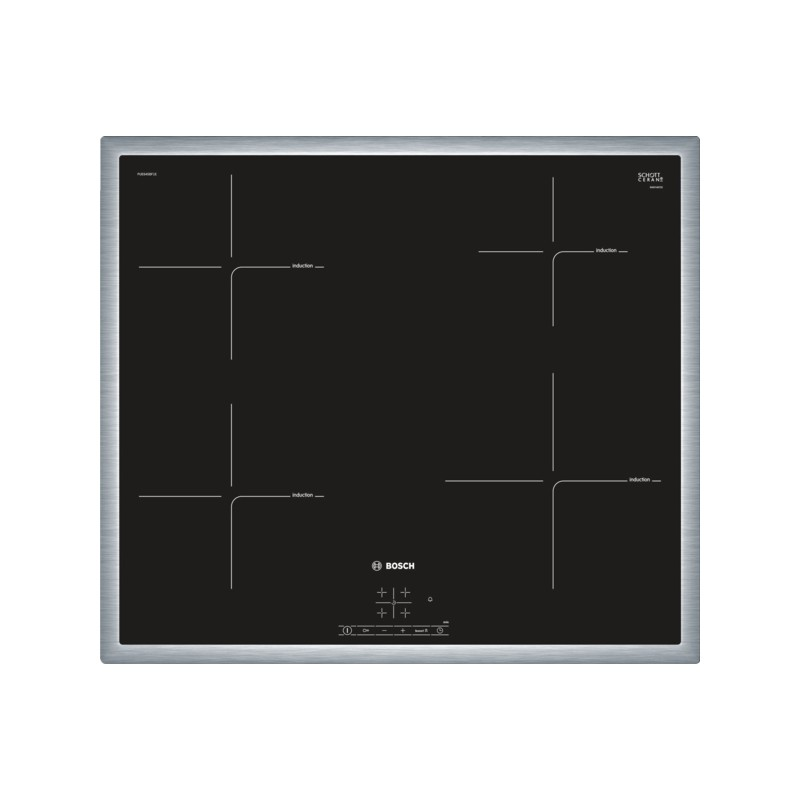 bosch 4 PIE645B18E Piano cottura ad induzione 60 cm - Dueg Store