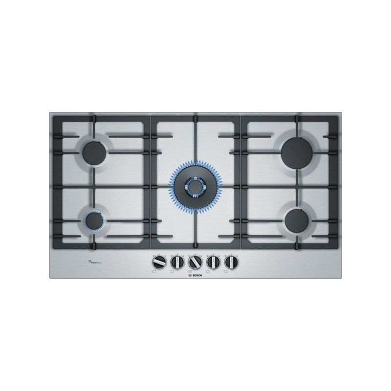 bosch PCR9A5B90 piano cottura a gas - Built-in appliances and free ...