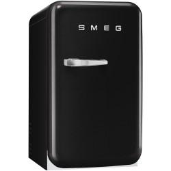 smeg FAB5LNE 50's Retro Style Minibar, black, 40 cm