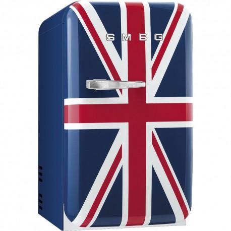 smeg FAB5RUJ Minibar anni '50, Union Jack, 40 cm.