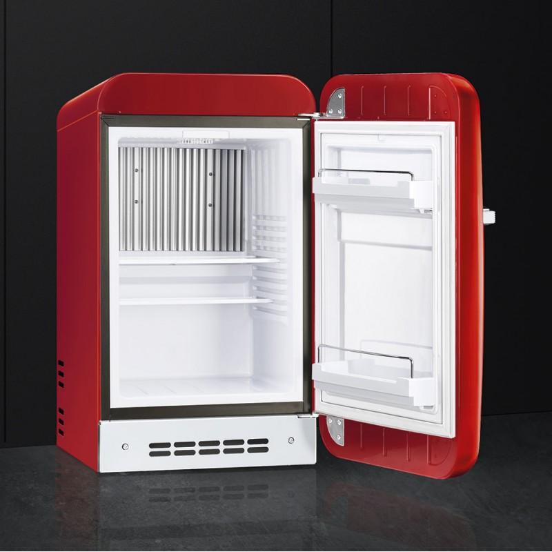 Smeg fab5lr 50 s retro style minibar red 40 cm - Smeg vintage ...