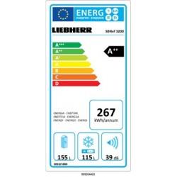 liebherr SBNef 3200 Comfort BioFresh NoFrost