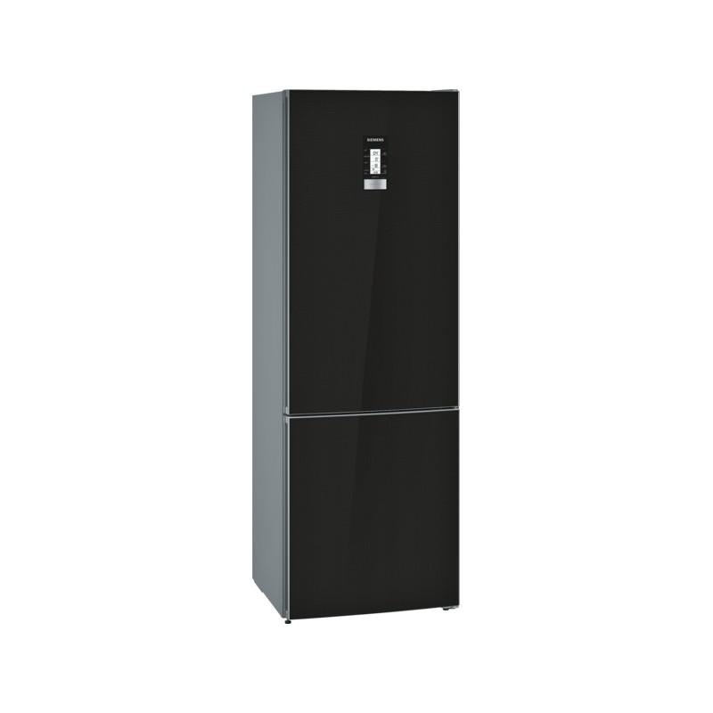 siemens KG49FSB30 Frigo-congelatore da libero posizionamento nero